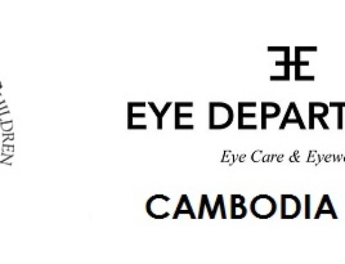 SEVA Cambodia Eye Care Program: Angkor Hospital for Children