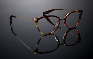 Barton_Perreira_Eye_Department_Portland_MARY-JANE_SPANISH-CEDAR-ANTIQUE-GOLD_ZYL-TITANIUM