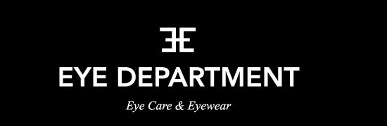 Eye Department; Eye Care & Eyewear Logo